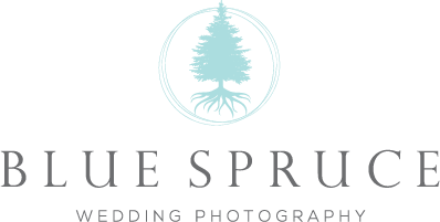 Blue Spruce Wedding Photography