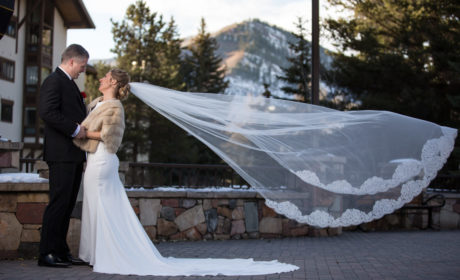 Colorado Wedding Photography Services | Blue Spruce Wedding Photo | Barbara and Tom
