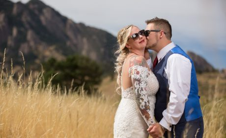 Colorado Wedding Photography Services | Blue Spruce Wedding Photo | Jenn and Tim