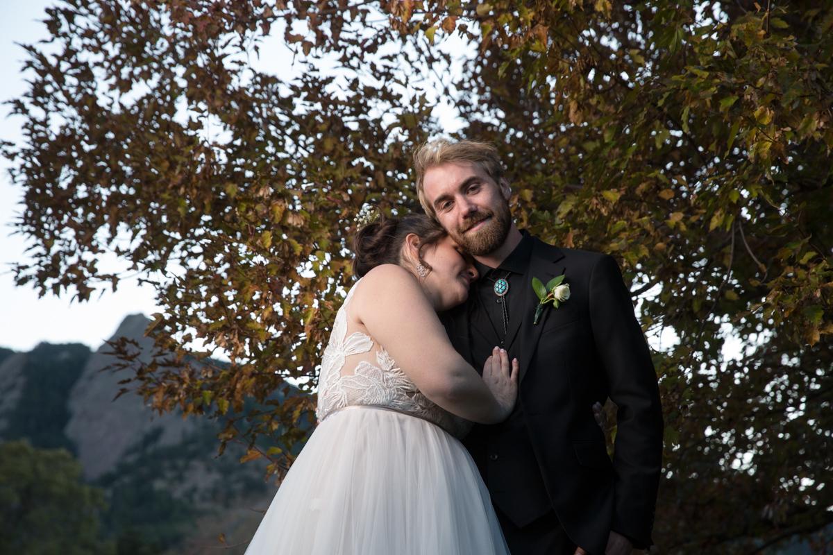 Colorado Wedding Photography Services | Blue Spruce Wedding Photo | Olivia & Jesse