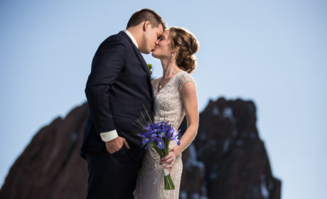 Colorado Wedding Photography Services | Blue Spruce Wedding Photo | Rachel and Grey