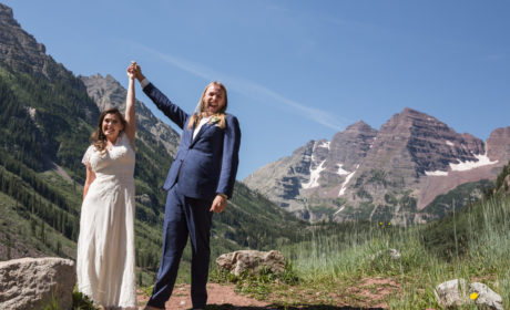 Colorado Wedding Photography Services | Blue Spruce Wedding Photo | Anne & Patrick